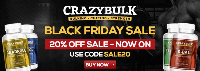 Crazy Bulk Sale