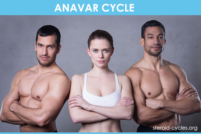 female steroids cycle