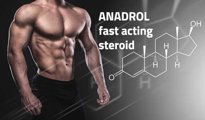 effects of Anadrol steroids