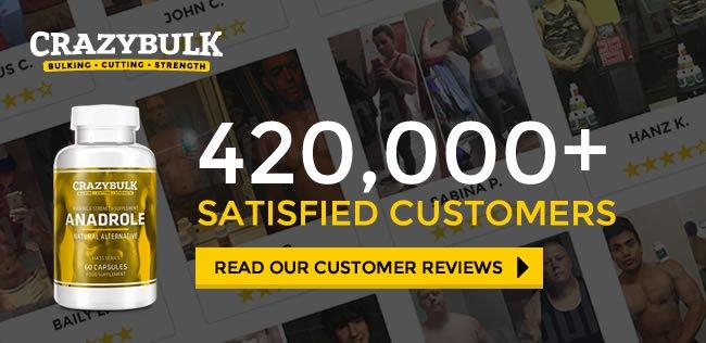 Crazy Bulk Anadrole Reviews