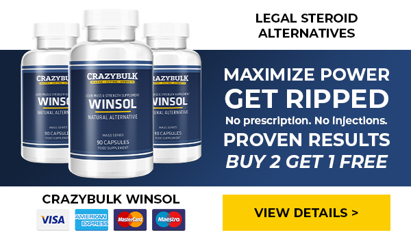 Winstrol for weight loss