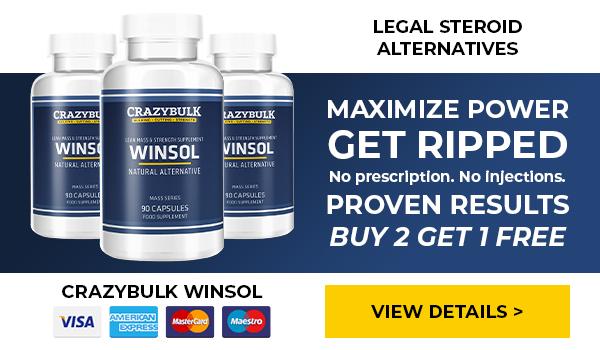 Winstrol for women