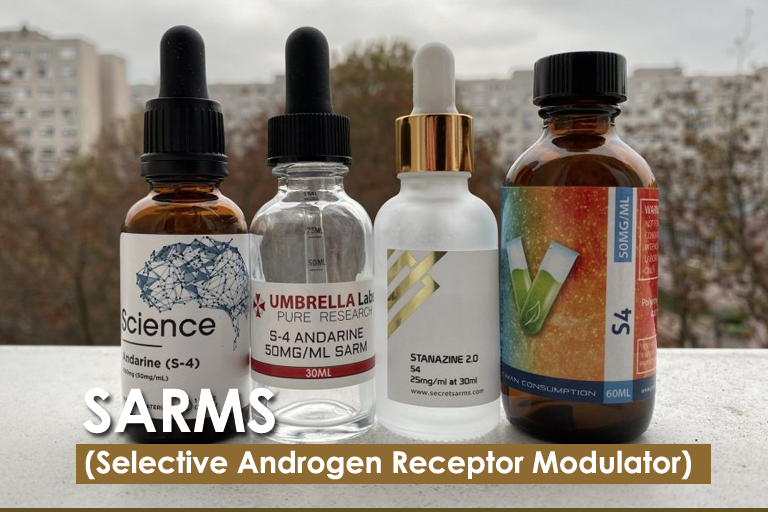 SARMS – Best Selective Androgen Receptor Modulator in 2020