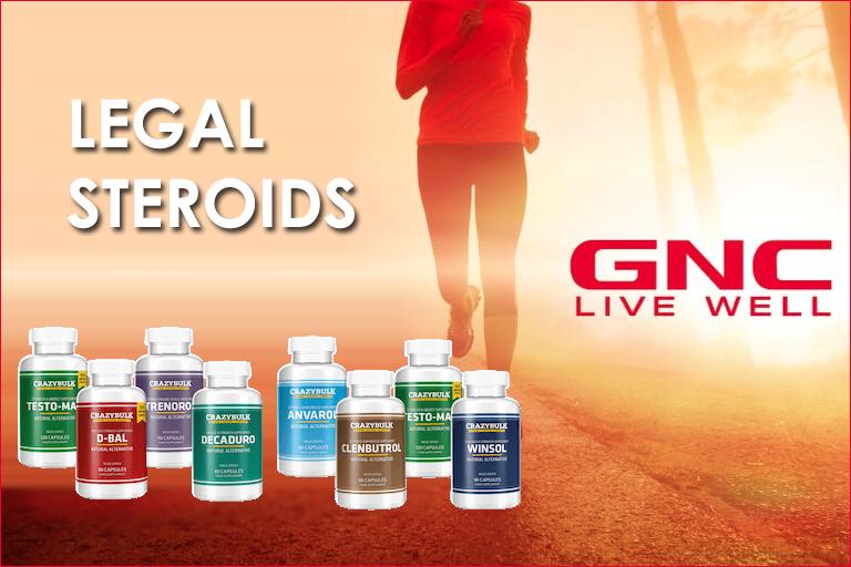 Legal Steroids GNC