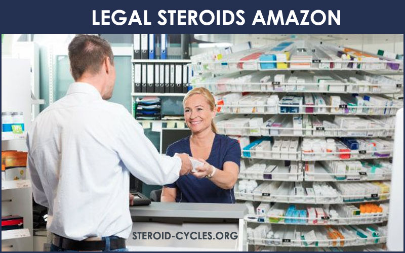 Legal Steroids Amazon – Closest Legal Supplement to Steroids